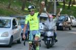 """Ciclismo amatoriale, Aldo Barbera vince la """"Monte Pellegrino"""""""