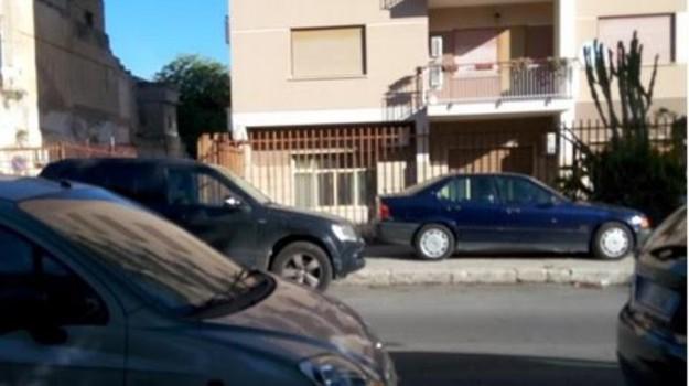 marciapiede, quartiere, Palermo, Cronaca