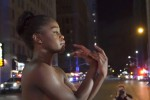 """Dancers after dark"", ballerine nude per le strade di New York - Video"