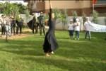 Si inaugura la villetta di via Trabucco: spettacolo di musica e danza a Palermo - Video