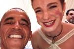 """Bebe Vio strappa un selfie ad Obama: """"Un piccolo sgarro"""" - Foto"""