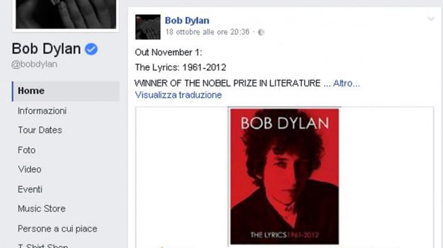 frase, sito, Bob Dylan, Sicilia, Cultura