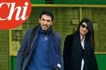 """Il lato tenero di Buffon: """"Ilaria è la più grande fortuna della mia vita"""""""