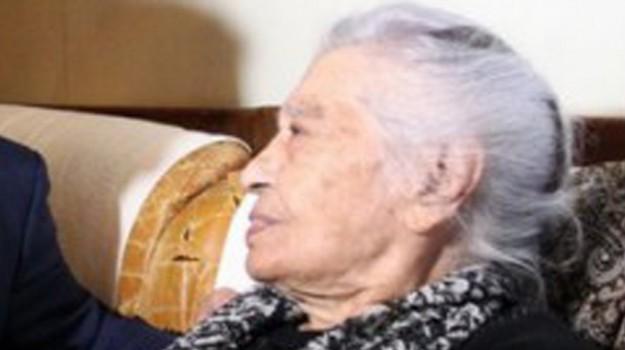 canicattì, centenari, ultracentenaria, Diega Cammalleri, Agrigento, Cronaca