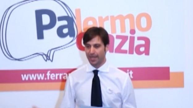 indagini, voto di scambio, Fabrizio Ferrandelli, Palermo, Cronaca