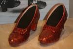 "Salve le scarpette rosse indossate da Judy Garland ne ""Il mago di Oz"""