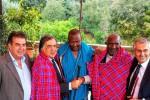 A Palermo si parla di vaccini, i Masai ospiti dell'Istituto Zooprofilattico