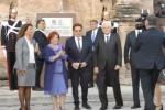 Festa Palermo Arabo-normanna, Mattarella alla cerimonia Unesco