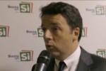 L'intervista a Renzi: la Sicilia, terra ricca di potenzialità