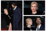 """Nicole Kidman a Londra """"sconvolge"""" il red carpet con uno spacco da capogiro - Foto"""