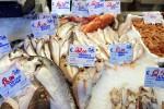 Studio: il pesce fresco è il cibo meno sprecato dagli italiani