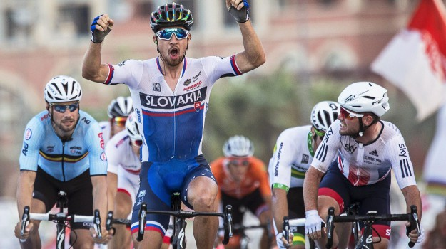 ciclismo, mondiali, Peter Sagan, Sicilia, Sport