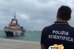 Naufragio con 18 dispersi, arrestato scafista a Pozzallo