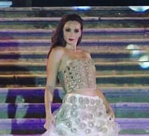 Quando la moda incontra il gusto: a Modica sfila la sposa di... pasta