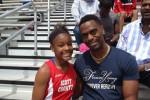 Colpita da un proiettile vagante: muore la figlia dello sprinter Tyson Gay