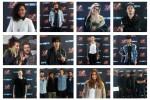Tutto pronto per la decima edizione di X Factor, sul palco 12 aspiranti pop star: le foto