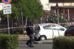 Falso allarme bomba a Palermo per trolley sospetto: traffico in tilt - Video