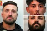Arresti per rapine a Ballarò, nomi e foto degli arrestati