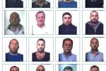 Guerra di mafia a San Giuseppe Jato, nomi e foto degli arrestati