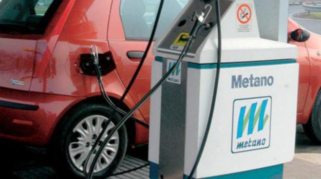 auto, auto a metano, carburante, gas, Sicilia, Economia