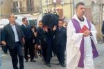 «Un'azione da vigliacchi», a Barrafranca l'addio all'avvocato ucciso