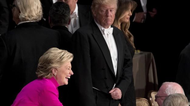 elezioni presidenziali Usa, Usa2016, Donald Trump, Hillary Clinton, Sicilia, Mondo