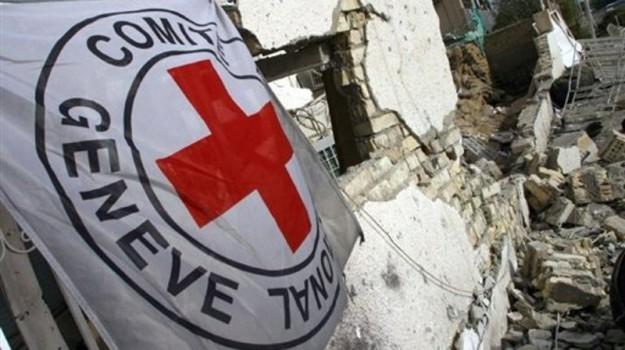 croce rossa internazionale, Siria, Sicilia, Mondo