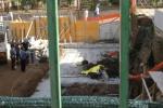 Pensionato morto per il crollo di un muro, due indagati per omicidio colposo