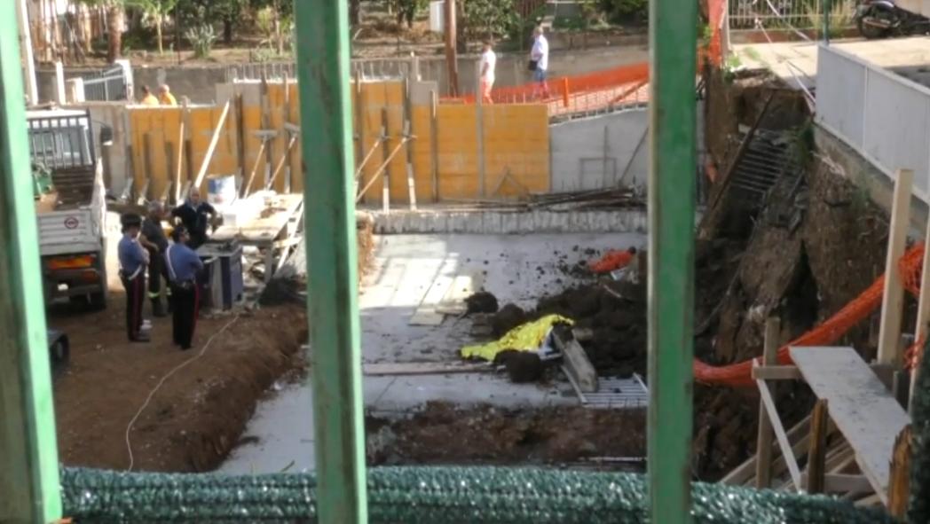 Pensionato morto per il crollo di un muro due indagati per omicidio