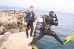 Diabete e immersioni subacquee, progetto a Favignana