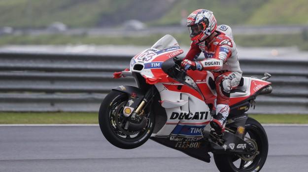 Ducati, gp malesia, moto gp, yamaha, Andrea Dovizioso, Valentino Rossi, Sicilia, Sport