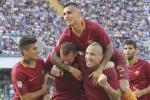 La Roma fa l'anti-Juventus Napoli battuto al San Paolo
