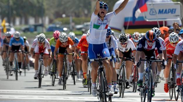 ciclismo, mondiali, Sicilia, Sport