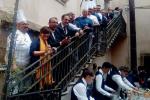 Erice, palazzo Sales apre le porte all'istituto alberghiero
