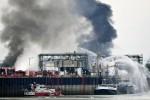 Esplosione in due impianti chimici, paura in Germania