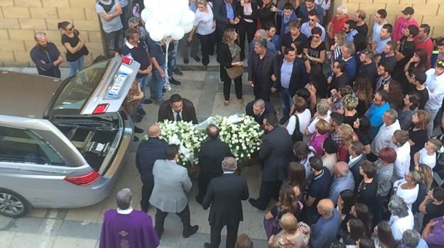 funerali, incidente, menfi, Nino Tavormina, Agrigento, Cronaca