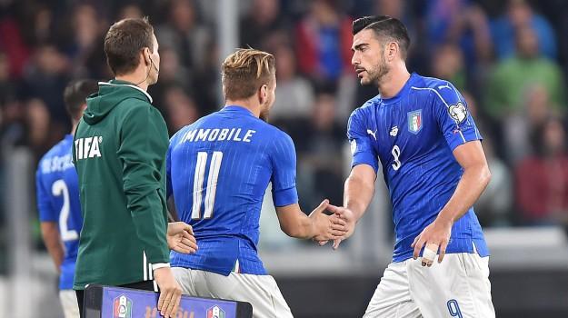 Calcio, italia, nazionale, Sicilia, Sport