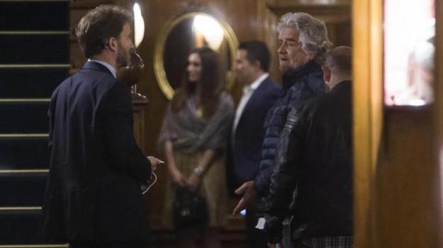 m5s, Beppe Grilllo, Davide Casaleggio, Sicilia, Politica