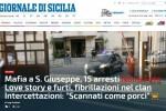Gds.it leader in Sicilia: ogni mese cliccate 15 milioni di pagine