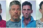 Ladri a Caltagirone: 4 arresti, un furto anche in casa della nonna