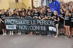 Quasi 6mila migranti soccorsi nel giorno della memoria: corteo a Lampedusa