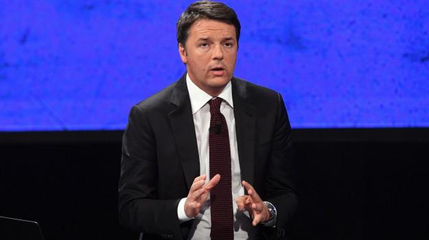 premier, Sicilia, visita, Matteo Renzi, Sicilia, La politica di Renzi, Politica