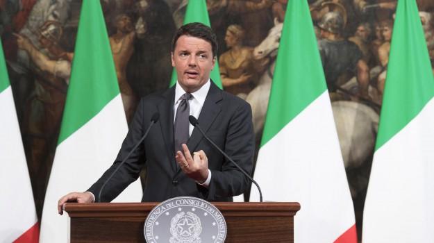 Consiglio dei ministri, ricostruzione, sisma, terremoto, Matteo Renzi, Sicilia, Cronaca