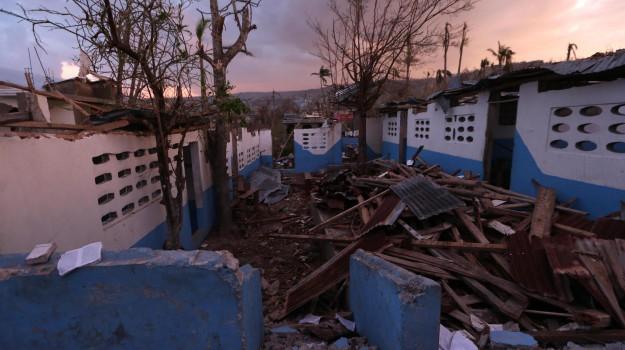uragano matthew, USA, Sicilia, Mondo