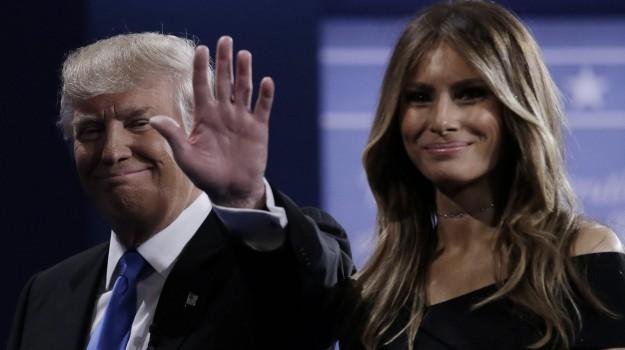 elezioni presidenziali Usa, usa 2016, Donald Trump, Melania Trump, Sicilia, Mondo