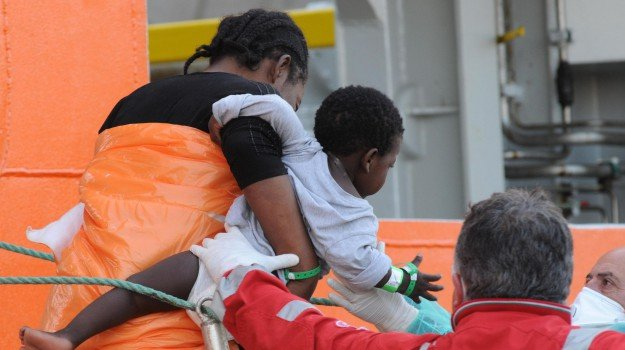 giornata mondiale del migrante, Save The Children, Sicilia, Cronaca