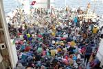 Nuovo sbarco a Messina, arrivano 285 migranti