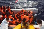 Migranti lasciati in spiaggia ad Avola e Capo Passero, in 45 arrivano in barca a vela