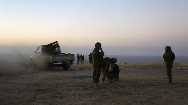 iraq, mosul, Sicilia, L'Isis, lo scettro del Califfo, Mondo