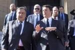 Mercoledì Renzi torna a Palermo ma trova un centrosinistra spaccato